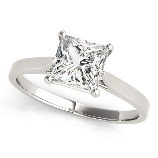 PC SOLITAIRE ENGAGEMENT RING
